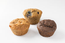 Load image into Gallery viewer, Muffin Assortment  (Ships Frozen) マフィンの盛合せ (冷凍)