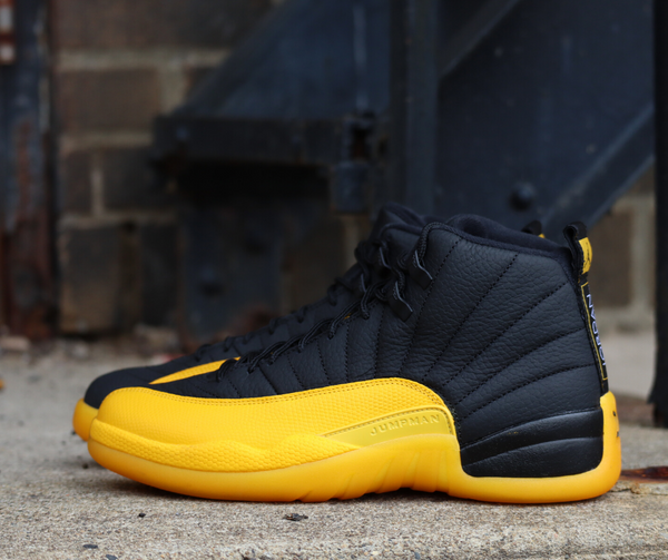 Air Jordan Retro 12 'University Gold'