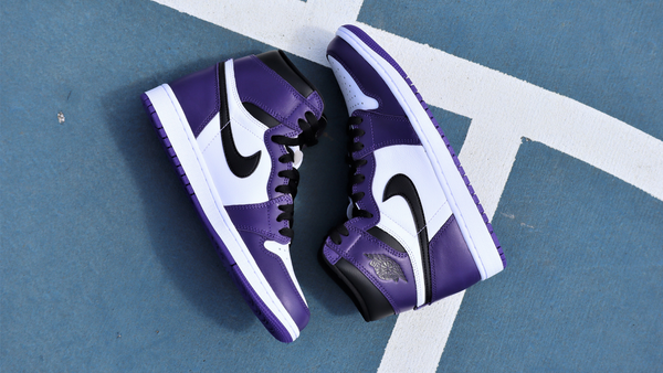 Air Jordan Retro 1 'Court Purple'