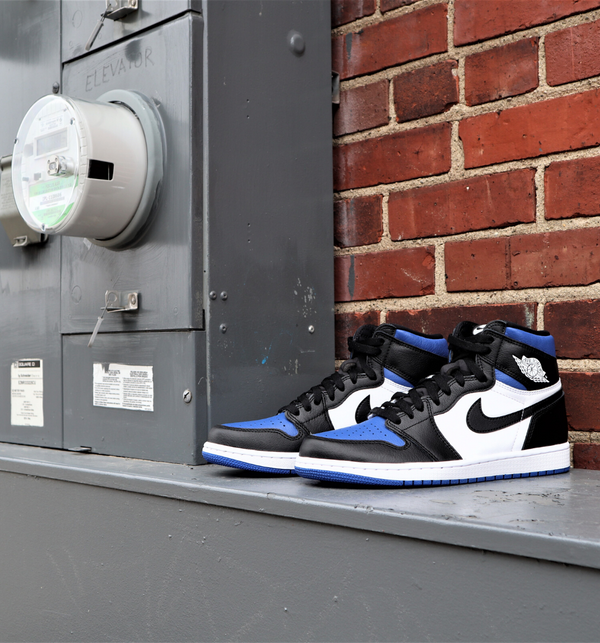 Air Jordan Retro 1 'Royal Toe' Release