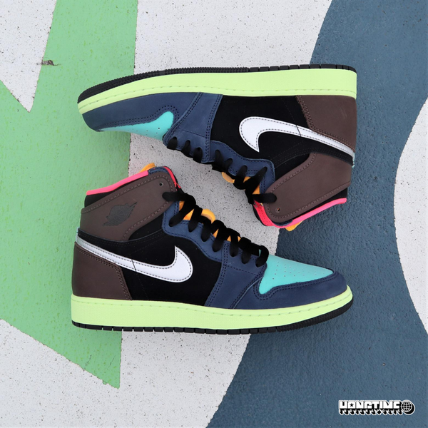 Air Jordan Retro 1 Hi 'Bio Hack'