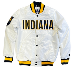 Starter/Hangtime Collab Limited Edition Indiana University Hoosiers Jacket