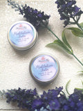 Meditation Balm Lavender and Vanilla Vegan Friendly.