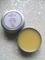 Lemon Cuticle Balm Vegan Friendly