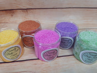 Vintage Rose Bath Salt Shots