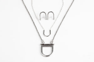 The Mini Arch Necklace