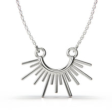 Sun Burst Necklace