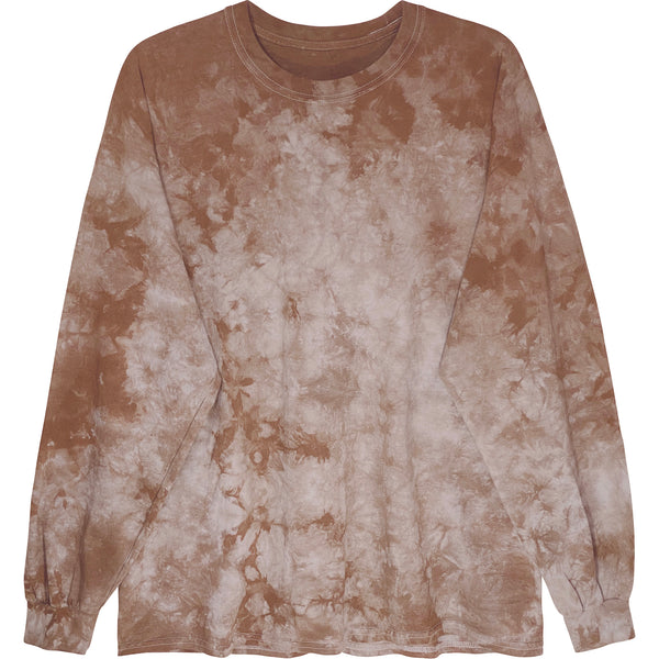 RXMANCE TIE DYE LONG SLEEVE TEE - XL