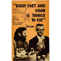 GYPSY BOOTS - BARE FEET AND GOOD THINGS TO EAT BOOK