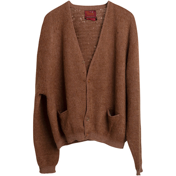VINTAGE MOHAIR CARDIGAN SWEATER