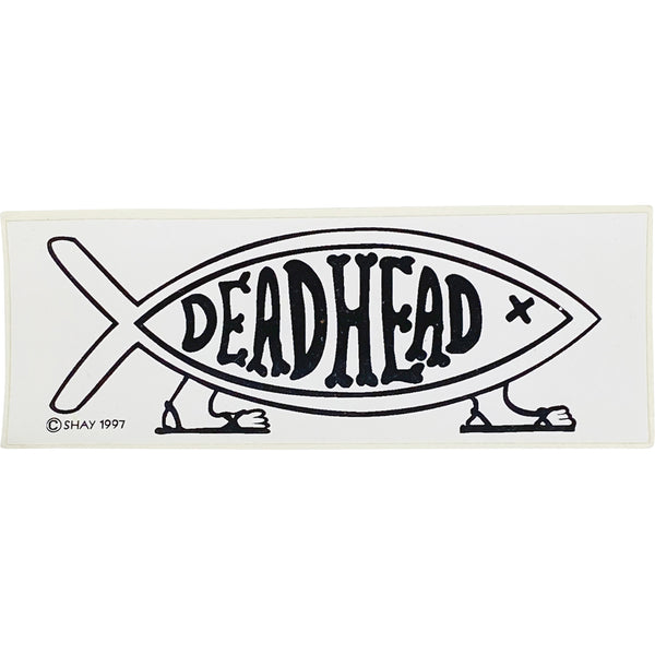 VINTAGE GRATEFUL DEAD STICKER