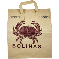 BOLINAS SURF SHOP GROCERY BAG