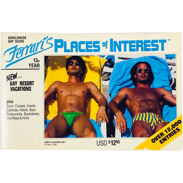 FERRARI'S PLACES OF INTEREST WORLDWIDE GAY GUIDE
