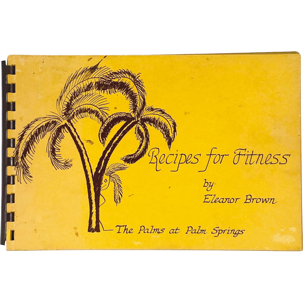 RECIPES FOR FITNESS BOOK