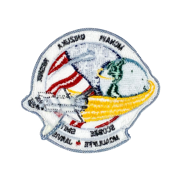 SPACE SHUTTLE CHALLENGER PATCH