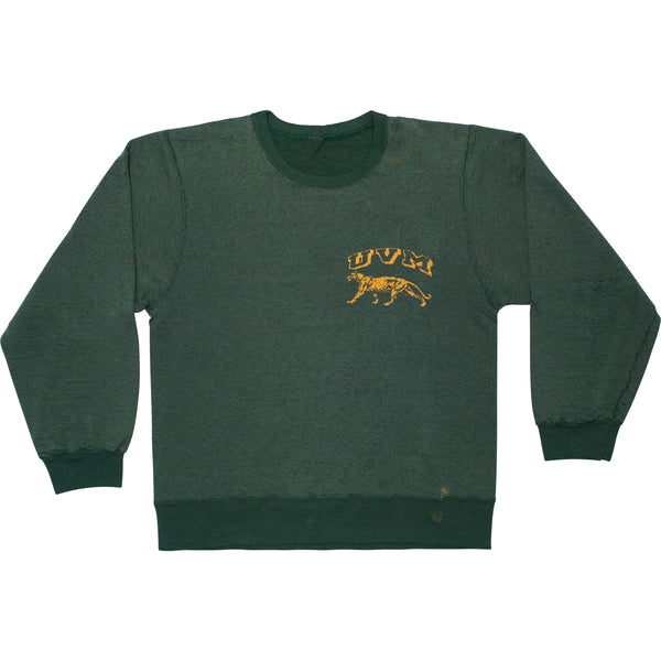 VINTAGE UNIVERSITY OF VERMONT SWEATSHIRT
