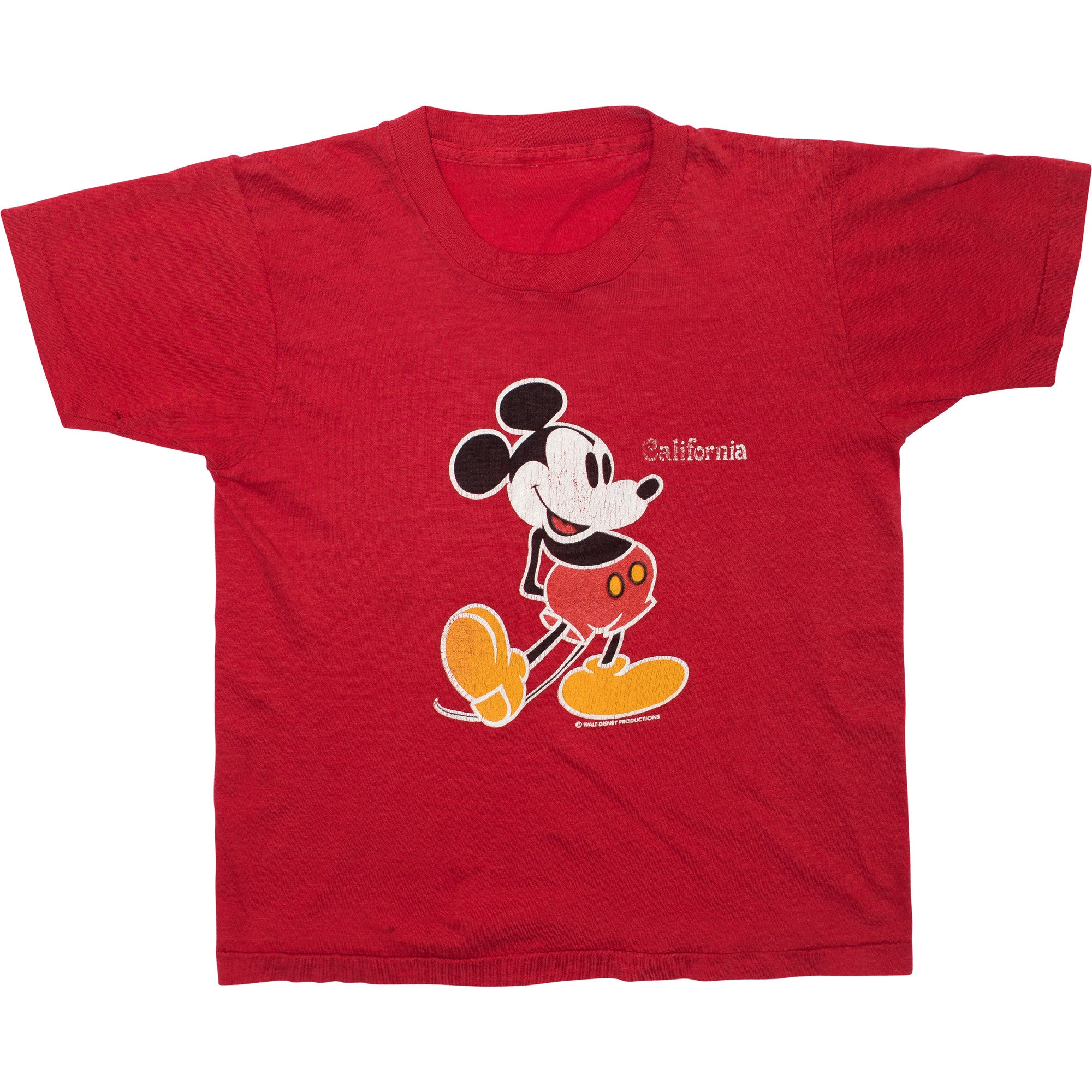 RXMANCE Mickey Mouse Vintage Tee