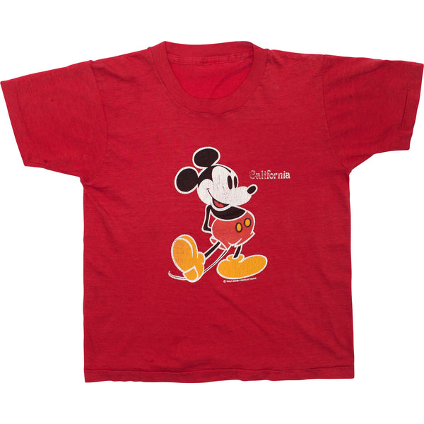 KIDS Mickey Mouse Vintage Tee