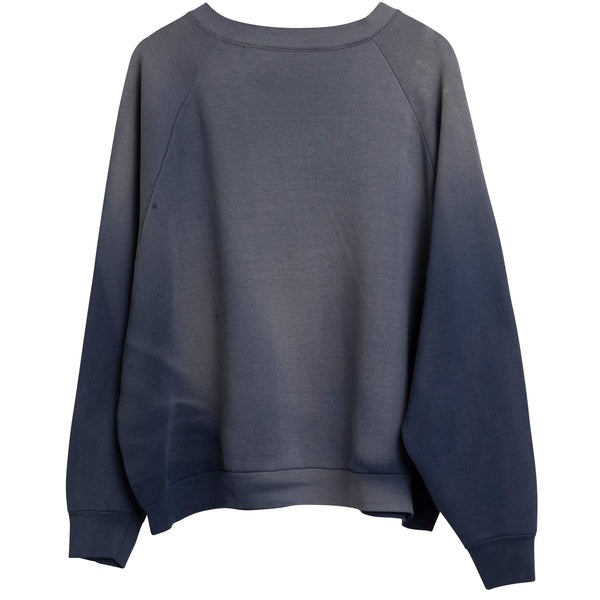 VINTAGE FADED BLUE SWEATSHIRT