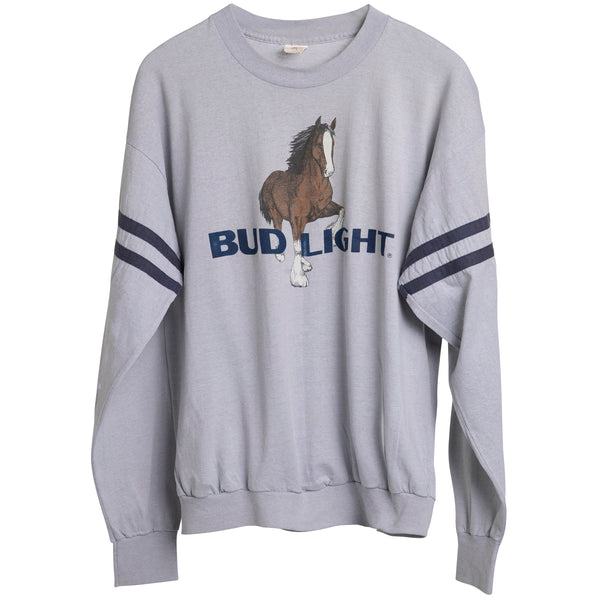 VINTAGE BUD LIGHT L/S TEE