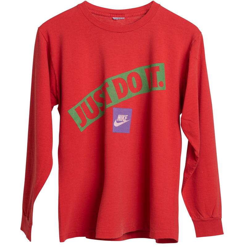 NIKE JUST DO IT L/S TEE