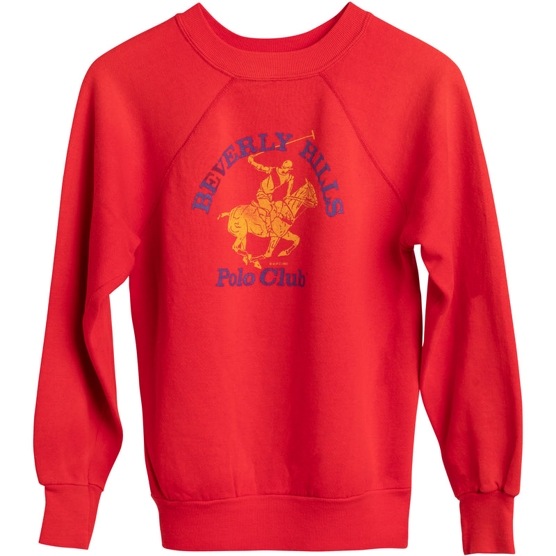 VINTAGE BEVERLY HILLS POLO CLUB SWEATSHIRT