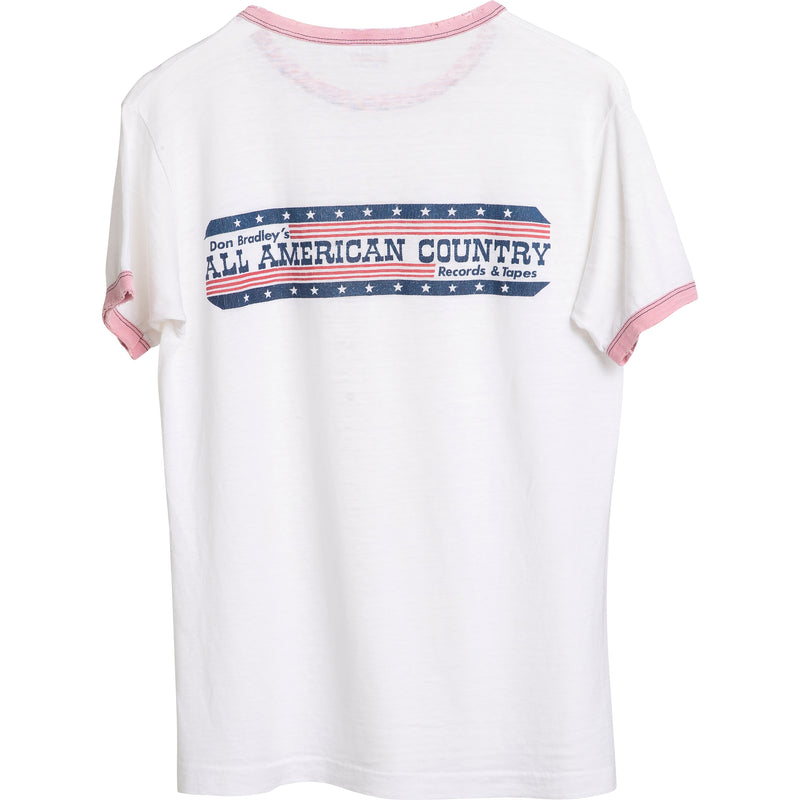 VINTAGE ALL AMERICAN COUNTRY TEE