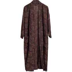 CHRISTIAN DIOR MONSIEUR SILK ROBE
