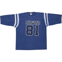 VINTAGE HAWAII TOURIST JERSEY TEE