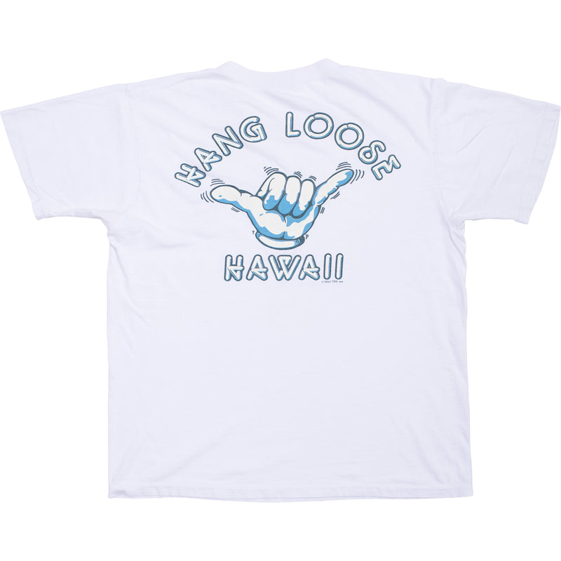 VINTAGE HANG LOOSE HAWAII TEE