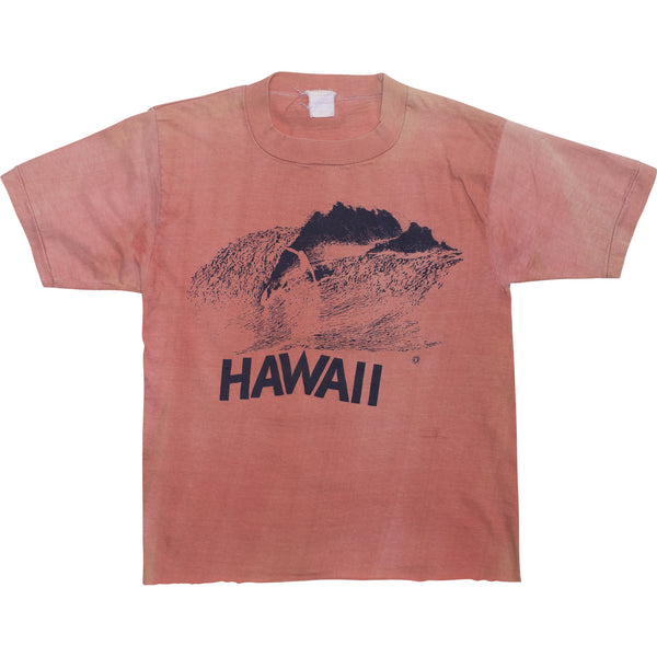 VINTAGE FADED HAWAII T-SHIRT