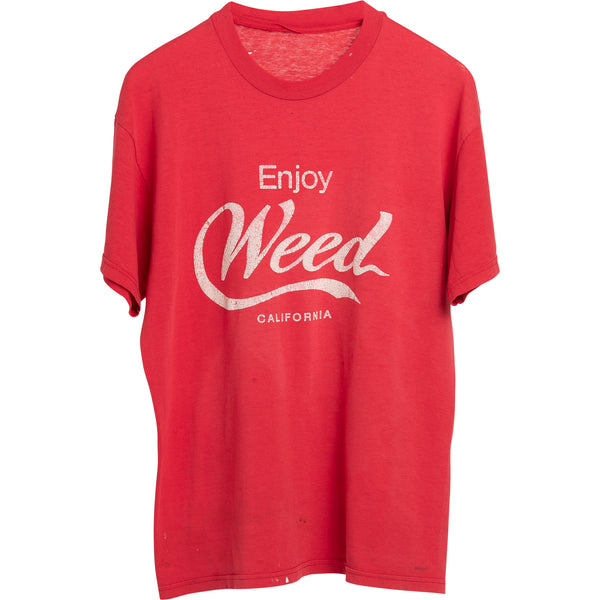 VINTAGE WEED CALIFORNIA T-SHIRT
