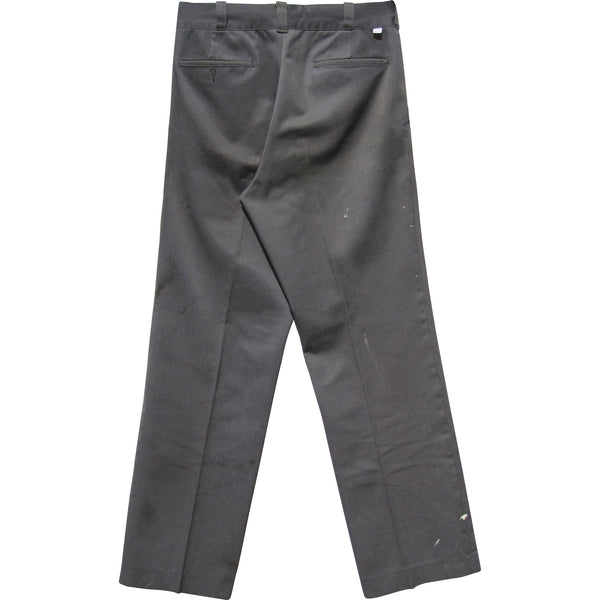 VINTAGE BEAT UP WORK PANTS - Size 28
