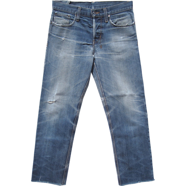 BEAT TO HELL KSUBI JEANS - SIZE 30