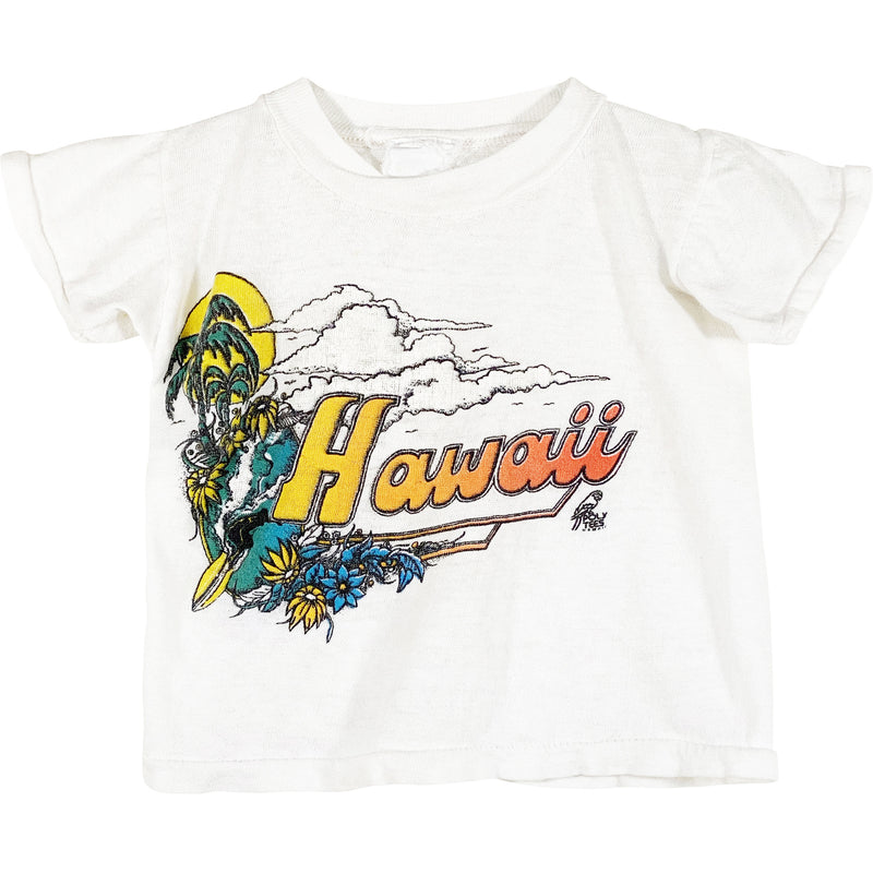 VINTAGE KIDS HAWAII TEE