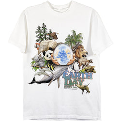 VINTAGE EARTH DAY TEE