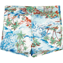 VINTAGE SWIM TRUNKS