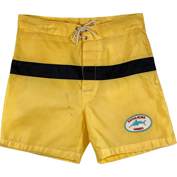 VINTAGE HANG TEN TRUNKS