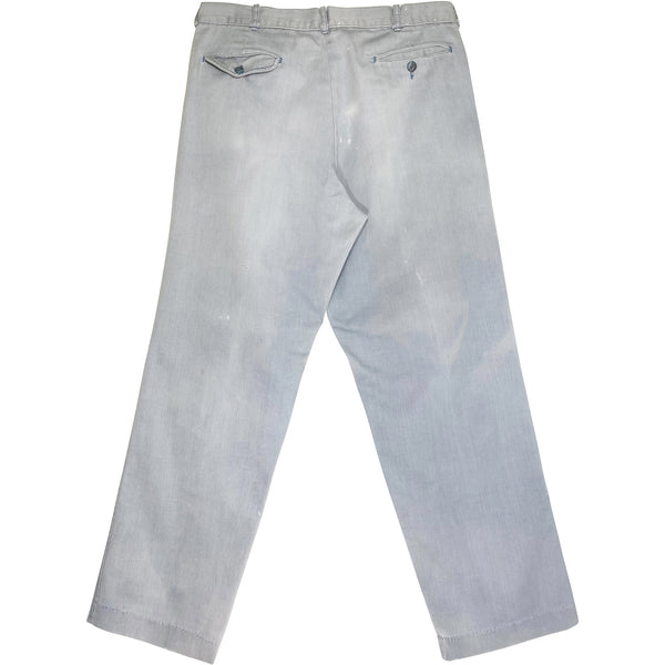 VINTAGE SUN FADED TROUSERS - Size 32