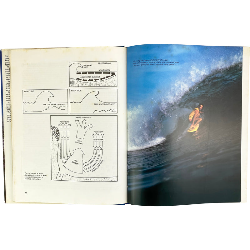 NAT YOUNG'S BOOK OF SURFING