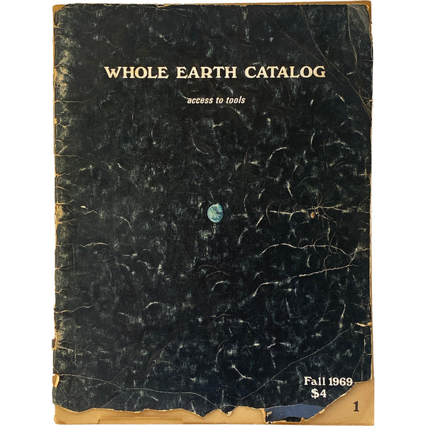 WHOLE EARTH CATALOG 1969