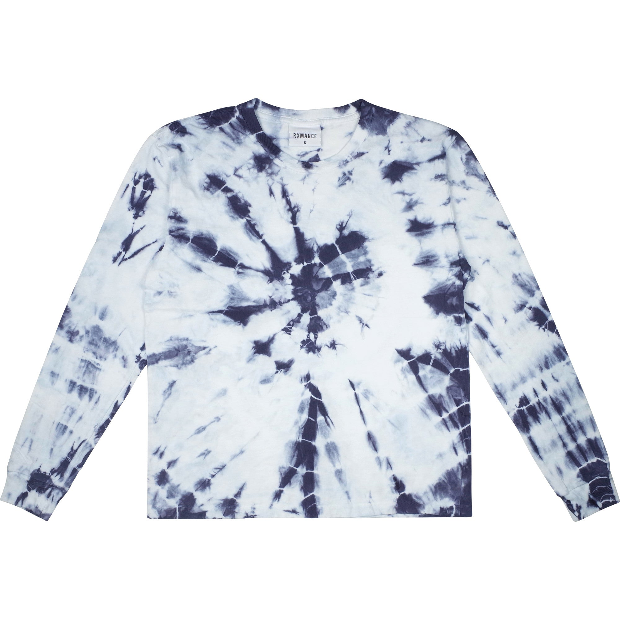 RXMANCE TIE DYE TOUR LONG SLEEVE TEE