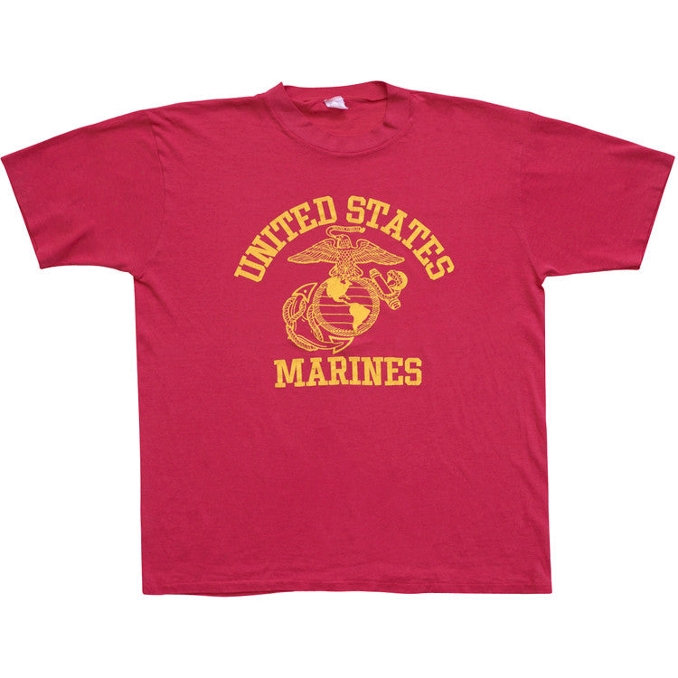 US MARINES VINTAGE T-SHIRT