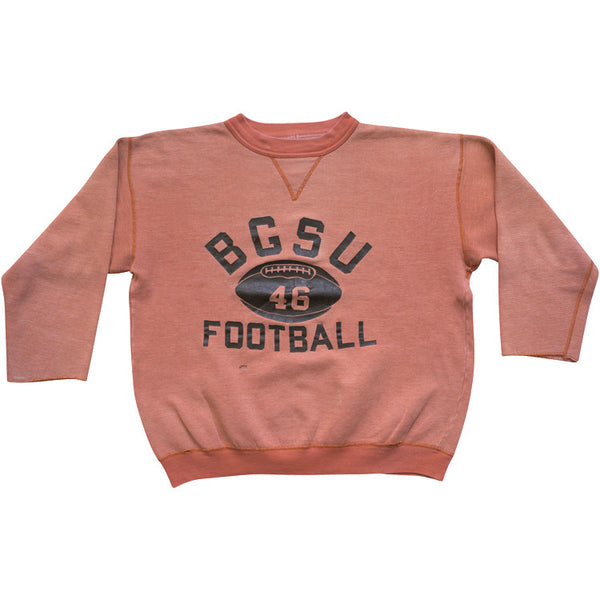 BGSU FOOTBALL VINTAGE SWEATSHIRT