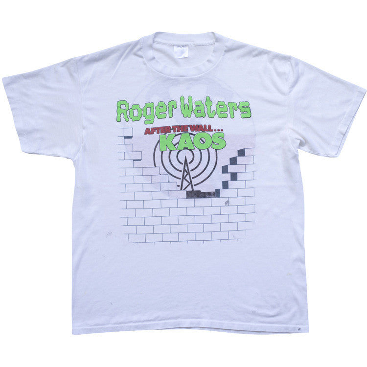 ROGER WATERS TOUR VINTAGE T-SHIRT