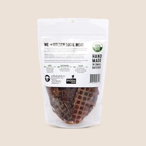 Walden Meat Jerky - Pasture Raised, New England Farmed - 4oz