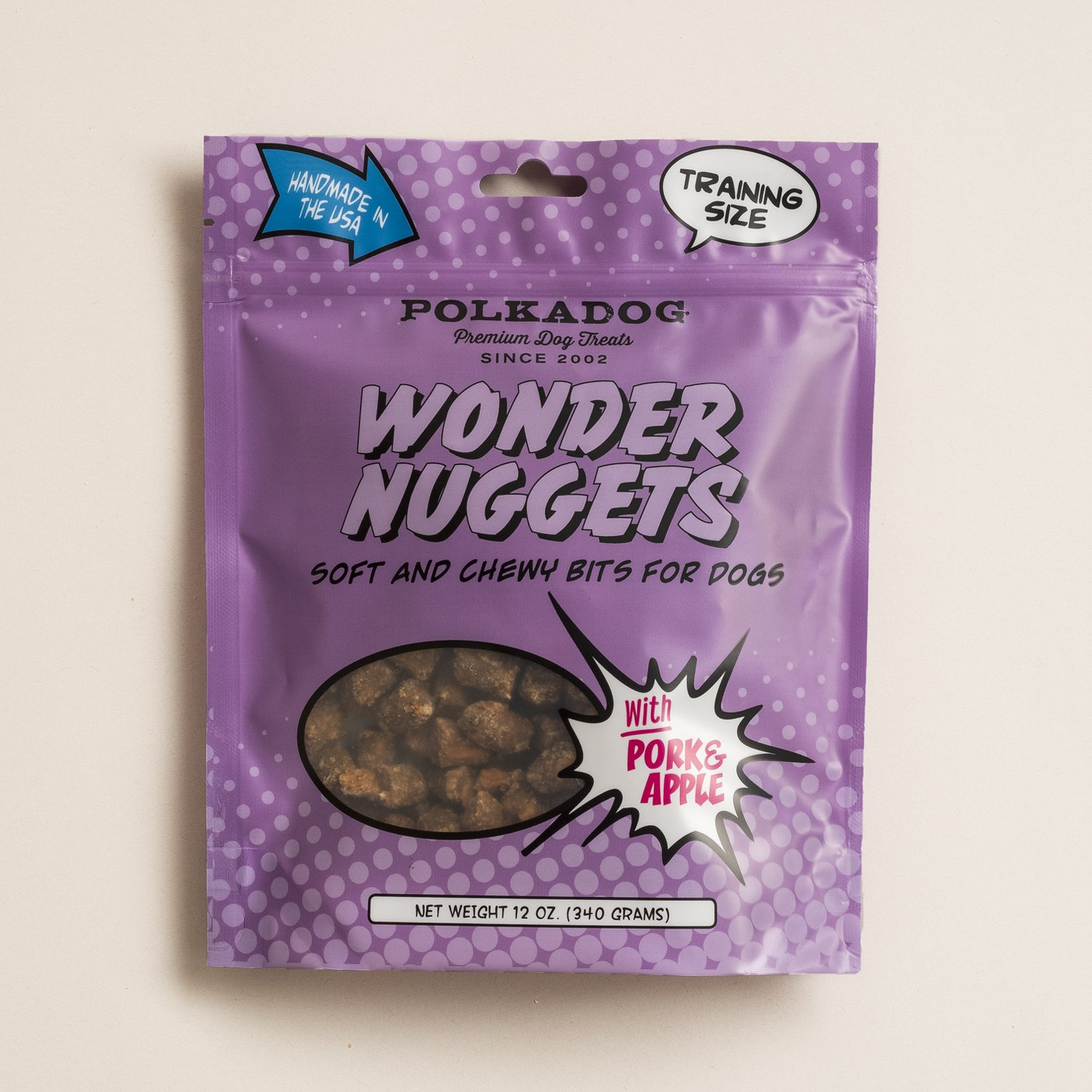 Wonder Nuggets Pork & Apple