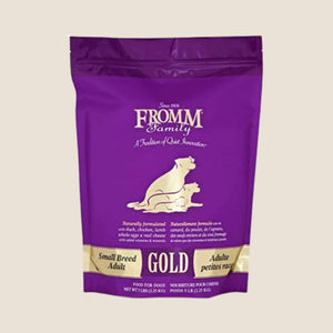 Fromm Gold - Adult Recipe, Small-Breed