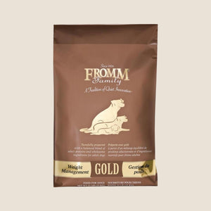 Fromm Gold - Weight Management Recipe for Dogs