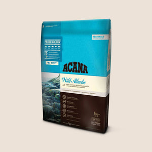 Champion Petfoods Dry Cat Food Acana Wild Atlantic Grain Free Cat Food - 4 Pound Bag